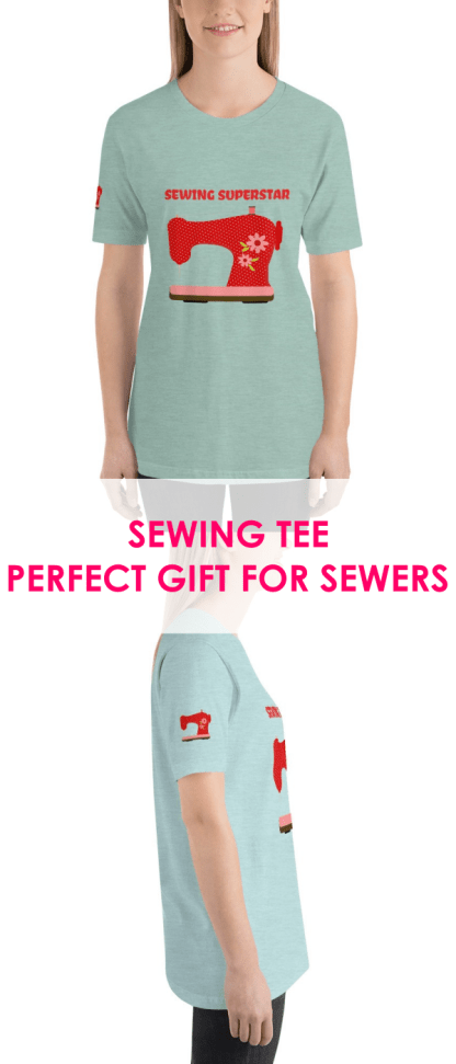 sewing humor t-shirt perfect gift for sewers unusual sewing gifts | sewing accessories gifts | gifts for embroiders | gifts sewing enthusiasts |
