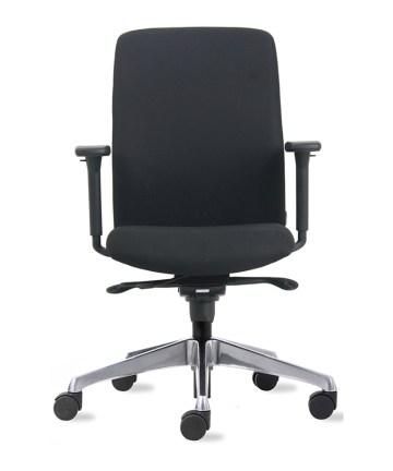 bureaustoelen EN-1335; Milano bureaustoel