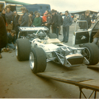 Lotus 49 Pete Lovely 1970 Race Of Champs B