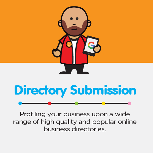 Directory Submission for Your Website | Link Building Service