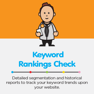SimplePage Shop Product Keyword Rankings Check