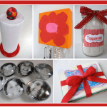 collage gifts kids can make