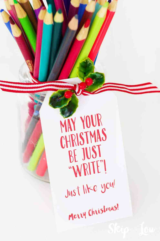 merry christmas to the write teacher