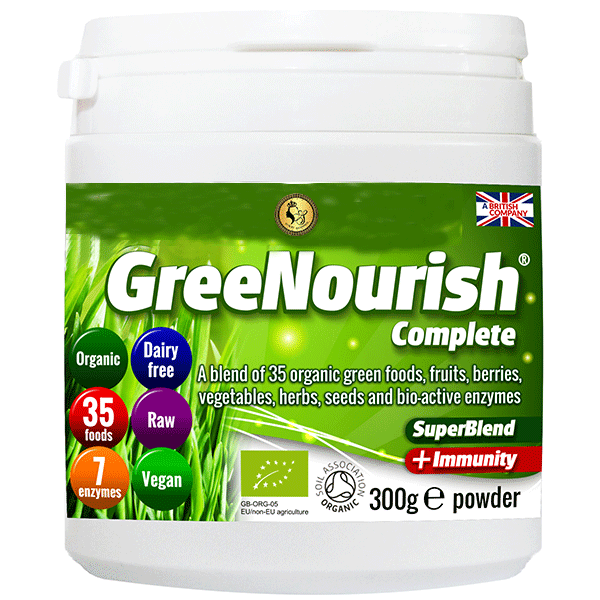 GreeNourish Complete