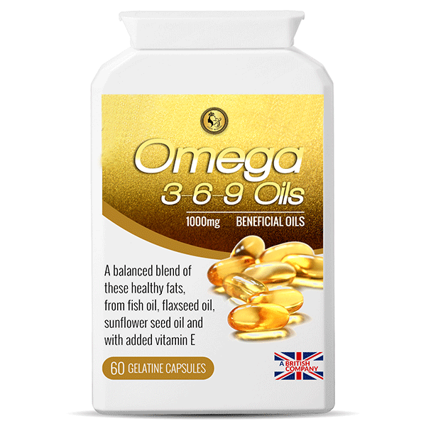 Omega 3-6-9 Oils