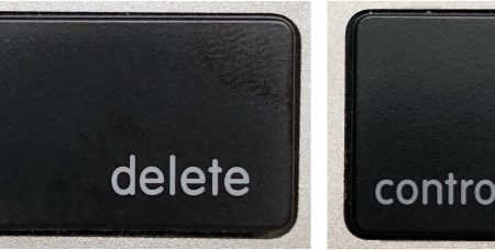 Two Secret Key Combos for Forward Delete on the Magic and MacBook Keyboards