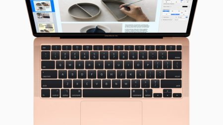 MacBook Air Update Features Magic Keyboard, iPad Pro Gets a Trackpad