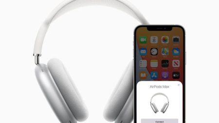 Apple Expands the AirPods Line with AirPods Max Headphones