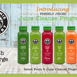 Juice Cleanse Program