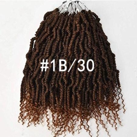 crochet spring twist t30
