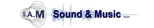 Logo Onlineshop Sound & Music GmbH