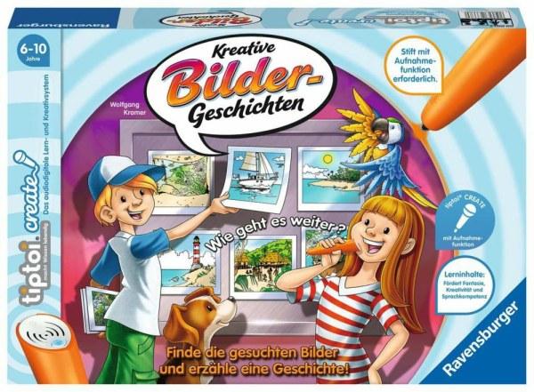 Kreative BildergeschichtenD-tiptoi Spiele/Puzzles   Ravensburger Spielverlag