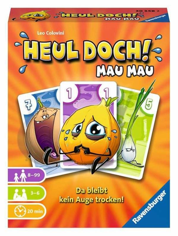 Heul doch - Mau Mau D-Ravensburger® Kartenspiele | Ravensburger Spielverlag