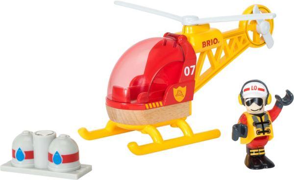 Feuerwehr-Hubschrauber | BRIO