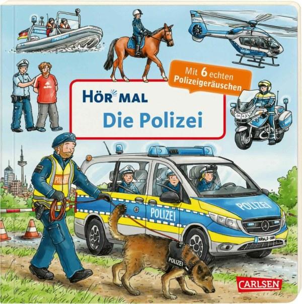 Hör mal Polizei | Carlsen Verlag