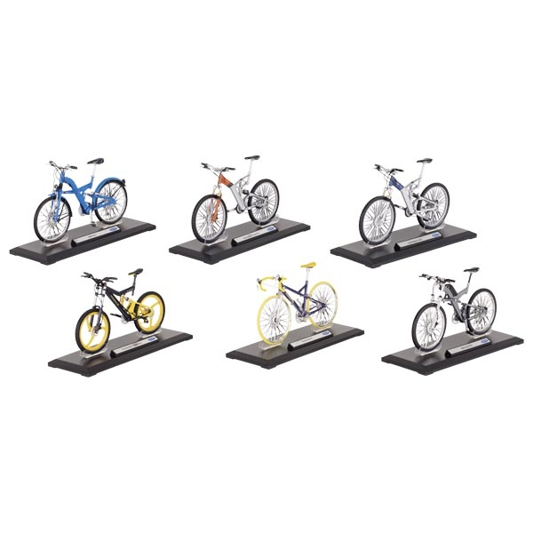 Fahrräder, Spritzguss, 1:10, L= 18 cm | Gollnest