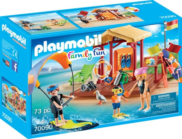 Wassersport-Schule | Playmobil