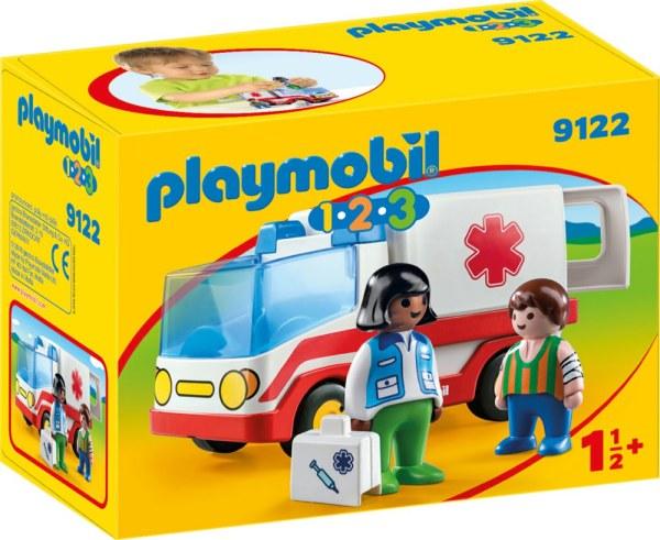 Rettungswagen   Playmobil
