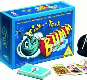 Tick Tack Bumm Junior   Piatnik