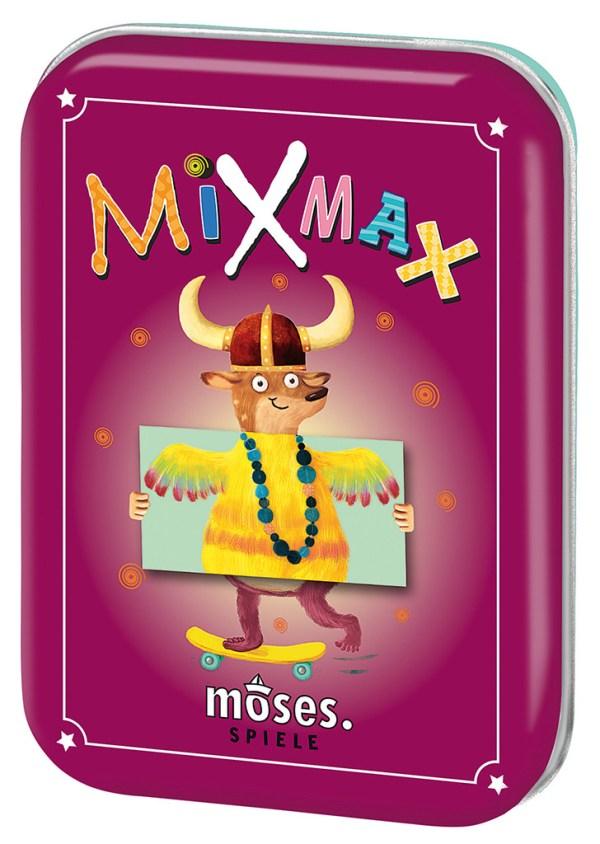 Mix Max | Moses