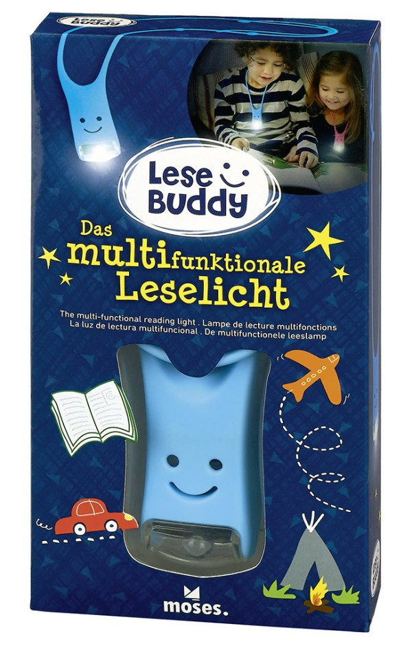 Lese Buddy - Das multifunktio | Moses
