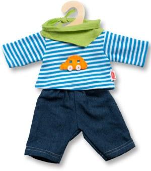Jeans mit Streifenshirt, klei   Heless