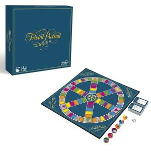 Trivial Pursuit Classic Edition   Hasbro