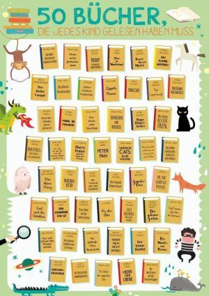 50Kinderbücher,d,gelesen hab | Carlsen Verlag