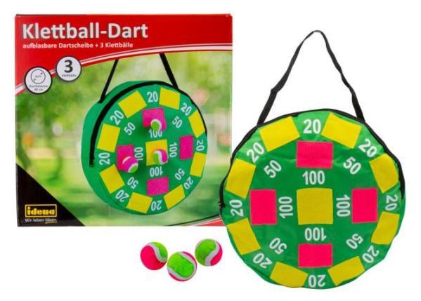 Klettball-Dart, aufblasbar | Iden