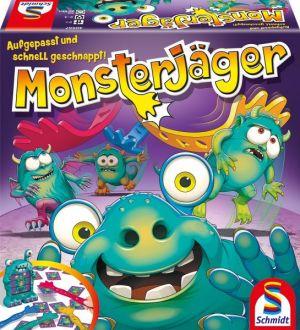 Monsterjäger - NEU | S,S,F, Schmidt Spiele