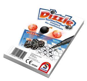 Dizzle Einzelblock - NEU | S,S,F, Schmidt Spiele