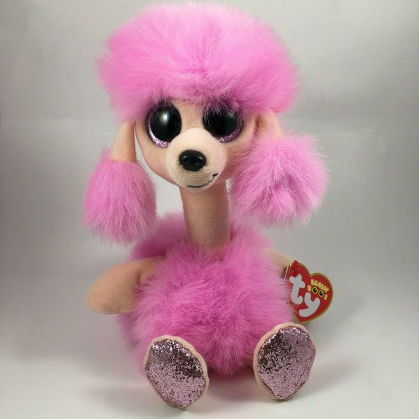 CAMILLA POODLE - BEANIE BOOS | Ty UK