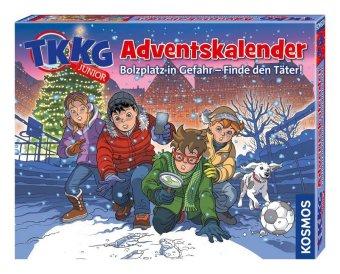 TKKG Jun, Adventskal | Kosmos
