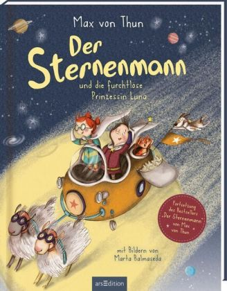 Sternenmann/Prinzess,Luna   Ars Edition