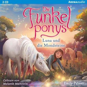Palmer, Die Funkelponys (3) L | Arena