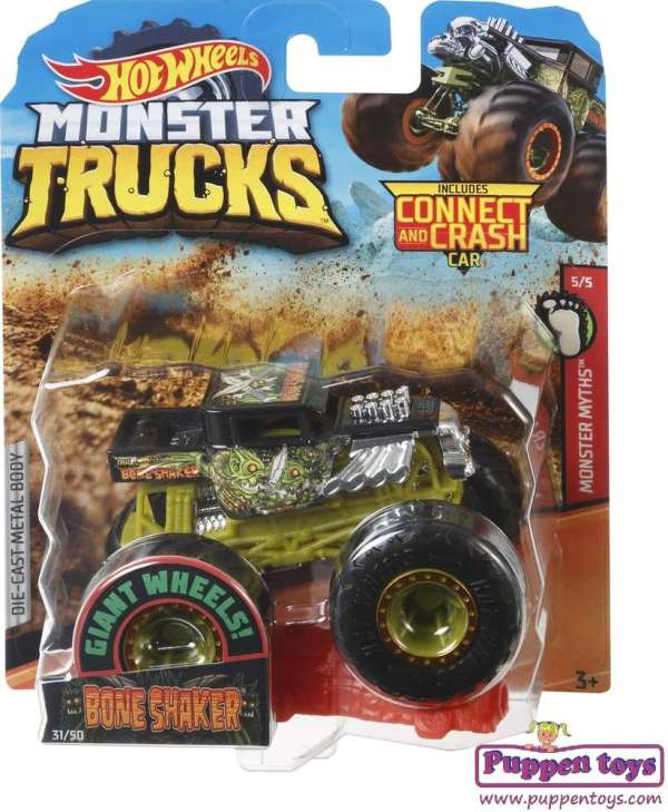 Hot Wheels Monster Trucks Die Cast | Iden