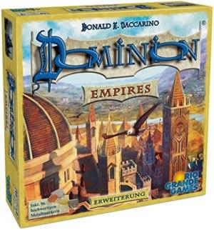 Dominion - Erweiterung Empire | Idee + Spiel