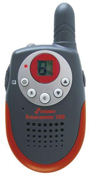 Funkhandyset freecomm 150 | Idee + Spiel
