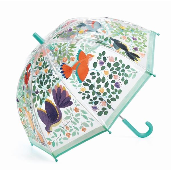 Regenschirme: Blumen &Vögel | Djeco
