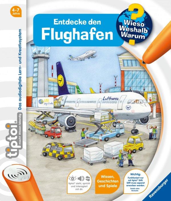 tiptoi® WWW Flughafen (Band 2 | Ravensburger Buchverlag