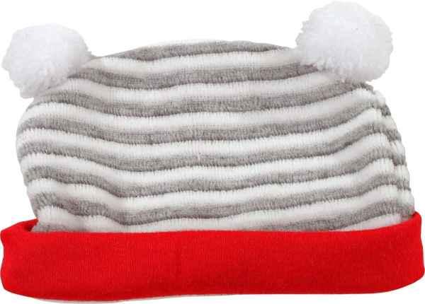 BC Mütze gray stripes 42cm* | Götz
