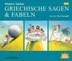 Inkiow, Griech, Sagen & Fabel   Oetinger(NordSüd,Ellerm,, Klopp)