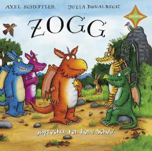 Scheffler,Zogg/Tommi Tatze CD   Beltz
