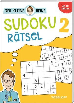 Der kleine Heine Sudoku Rätsel 2, Ab 10 Jahren | Tessloff Verlag