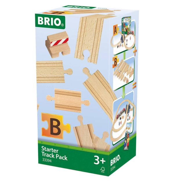 BRIO Schienen Starter Pack B   BRIO