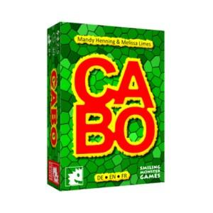 CABO - Kartenspiel   Smiling Monster Games