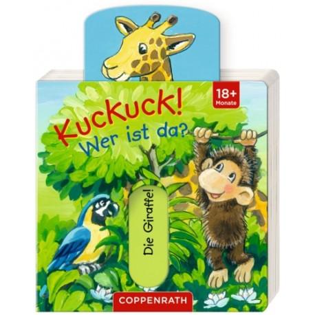 minifanten 03: Kuckuck! Wer i | Coppenrath