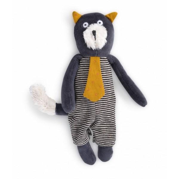 Plüschtier Katze Mini Alphonse | Djeco