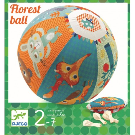 Motorik Spiele: Forest Ball | Djeco