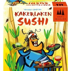 Kakerlaken Sushi | S,S,F, Schmidt Spiele